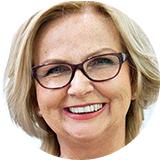 Pani Iwona Marhulets, partnerka systemu do zarządzania salonem