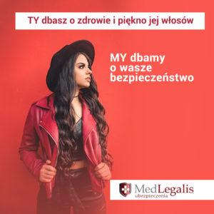 Reklama ubezpieczeń MedLegalis